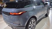 2019 Range Rover Evoque Rear Three Quarters At 201