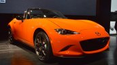 Mazda Mx 5 30th Anniversary Edition Front Three Qu