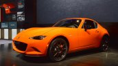 Mazda Mx 5 30th Anniversary Edition Rf Front Three