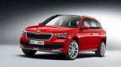 Eu Spec Skoda Kamiq Front Three Quarters
