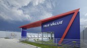 Maruti Suzuki New True Value Dealership Angled