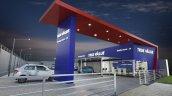 Maruti Suzuki New True Value Dealership Front Angl