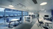 Maruti Suzuki New True Value Dealership Interior