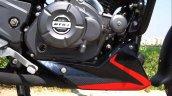 Bajaj Pulsar 150 Twin Disc Abs Dv Engine Cowl