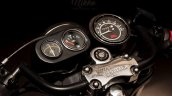 Royal Enfield Thunderbird 500 Bobber Modified Inst