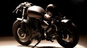 Royal Enfield Thunderbird 500 Bobber Modified Left