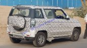 2019 Mahindra Tuv300 Facelift Rear Three Quarters
