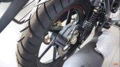 Tvs Apache Rtr 160 Abs Reaches Dealership Rear Dis