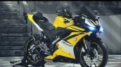 Yamaha R15 Extreme Modification Right Front Quarte
