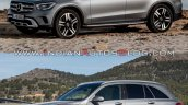 2019 Mercedes Glc Vs 2015 Mercedes Glc Exterior
