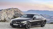 Mercedes Amg C 43 4matic Coupe Front Three Quarter