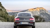 Mercedes Amg C 43 4matic Coupe Rear