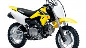 Suzuki Dr Z50 Launched In India Right Front Quarte