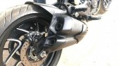 2019 Bajaj Dominar 400 Revealed Exhaust