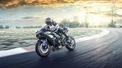 2019 Kawasaki Ninja H2r Press Images Action Shot L