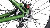 Benelli E Misano Official Image Rear Disc Brake
