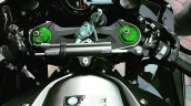 Indias First And Only Kawasaki Ninja H2r Instrumen