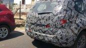 2020 Renault Duster Facelift Tailgate