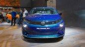 Tata Altroz Ev Front At 2019 Geneva Motor Show