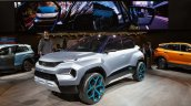 Tata H2x Concept Front Three Quarters At 2019 Gene