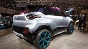 Tata H2x Concept Rear Three Quarters Right Side At