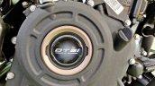 2019 Bajaj Dominar 400 Review Detail Shots Engine