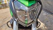 2019 Bajaj Dominar 400 Review Detail Shots Headlig