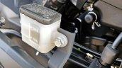 2019 Bajaj Dominar 400 Review Detail Shots Rear Br