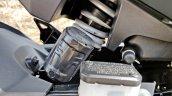 2019 Bajaj Dominar 400 Review Detail Shots Rear Su