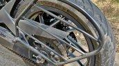 2019 Bajaj Dominar 400 Review Detail Shots Saree G
