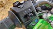 2019 Bajaj Dominar 400 Review Detail Shots Switchg