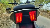 2019 Bajaj Dominar 400 Review Detail Shots Tail Li
