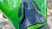2019 Bajaj Dominar 400 Review Detail Shots Tank Pa