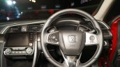 2019 Honda Civic Dashboard Driver Side