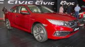 2019 Honda Civic Front Three Quarters