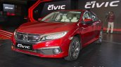 2019 Honda Civic Front Three Quarters Left Side