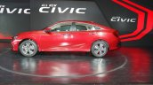 2019 Honda Civic Left Side
