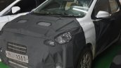 2019 Hyundai I10 Spy Photo