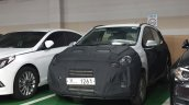 2019 Hyundai I10 Spy Photo South Korea