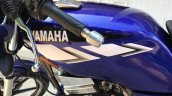 Restored 1990 Yamaha Rx Z By R Deena Fuel Tank