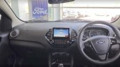 2019 Ford Figo Facelift Interior Spy Photo