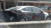 2019 Hyundai Elantra Facelift Spy Shot India