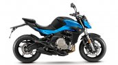 Cfmoto 650nk Official Image Right Side Blue