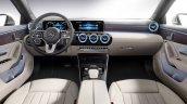 Mercedes A Class Sedan Interior
