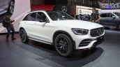 2019 Mercedes Glc Front Three Quarters