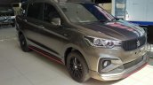 Suzuki Ertiga Gt Front Three Quarters