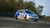 Volkswagen Polo Rx Images Front Three Quarters 3