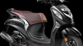 Yamaha Fascino Darknight Left Front Quarter