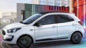 2019 Ford Figo Facelift Image Side Profile