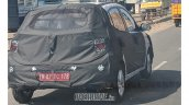 2019 Hyundai Grand I10 Rear Three Quarters Spy Sho